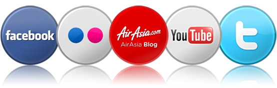 AirAsia on Social Media